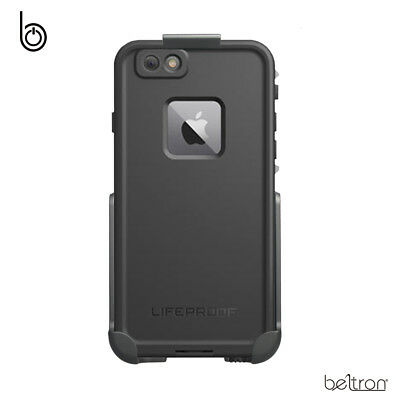 Belt Clip Holster For iPhone 7 LifeProof FRE Case Beltron w/ Built-In Kickstand