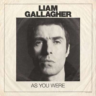 Liam Gallagher - As You Were NEW CD