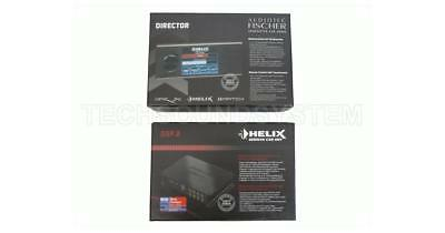 Helix Dsp.2 + Drc Director Digital Processor 8 Channels + Director Helix Brax