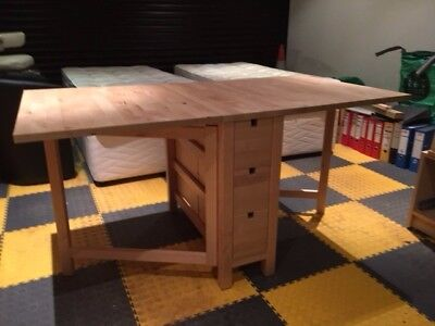 Ikea Drop Leaf Table Norden