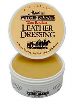 Leather Dressing (Montana Pitch-Blend)