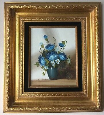 """Vintage Amazing 18/16"""" Wood Frame Gild Gold Ornate Mirror Picture Great Gift!!!!"""
