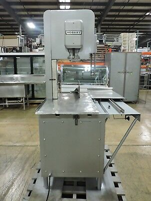Hobart 5216 Commercial Meat Saw - 1 PH, 208V