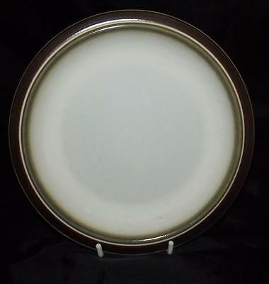 Denby Pottery Rondo Pattern Side Plate 18.5cm Dia made in Stoneware