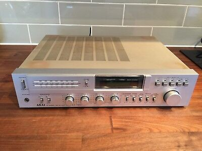 AKAI AA-R21L Stereo Reciever Amplifier Phono Stage Made in Japan HiFi Separate