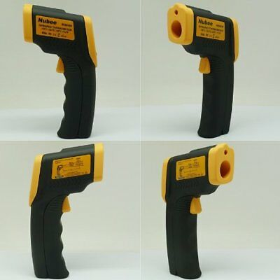 Temperature Gun Non-contact Digital Thermometer Laser Infrared IR Thermometer