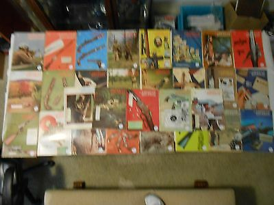 Lot Of 29 Early 1970S American Rifleman Magazines,marlin,winchester,remington