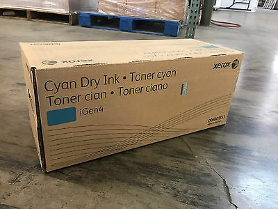 XEROX iGen 4 Toner Cartridge, CMYK, NEW & IN BOX