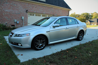 2007 Acura Tl Type S Navigation >> 2007 Acura Tl Type S