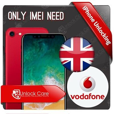 Iphone X  Vodafone Uk Iphone Unlock Service Only Imei Need Unlocking
