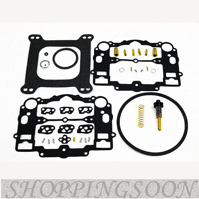 For Edelbrock 1400 1404 1405 1406 1407 1411 1409 1477 CARBURETOR REBUILD KIT