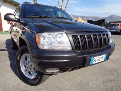 JEEP Grand Cherokee 3.1 TD cat Limited 4x4 automatic
