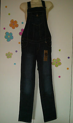 NWT Maternity Denim Jumpsuit, size XS