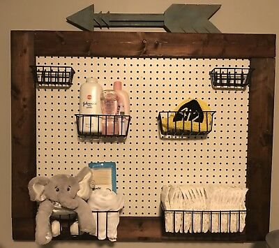 Nursery Peg Board