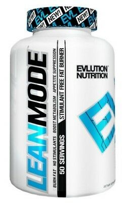 EVLUTION NUTRITION EVL LeanMode 90 / 150 / 300 Caps lean mode CLA FREE POST