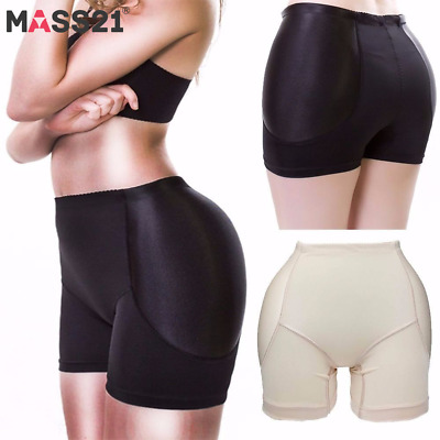 Women Hip Enhancer Panties Padded Underwear Fake Ass Hip Push Up Buttock Shaper