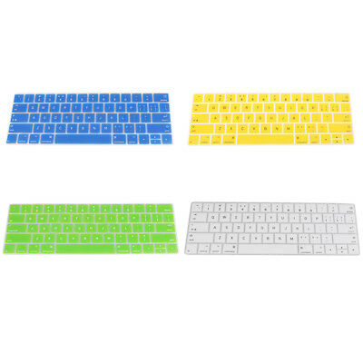 """Slim Keyboard Protector Cover SKin for Macbook Pro 13""""/15"""" with Touch Bar"""