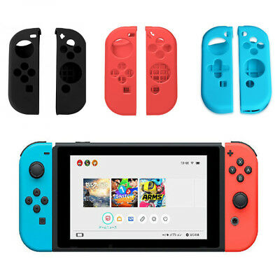 Silicon Controller Protective Case Cover for Nintendo Switch Joy-Con Controllers