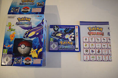 pokémon pokemon alpha sapphire édition collector 2ds 3ds