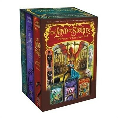 The Land of Stories Paperback Gift Set (Paperback or Softback)