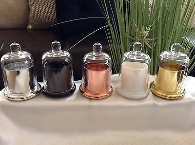 Soy Candle   Cloche Jar   Dome Lid   Home Decor   J Serenity   20/30 Hrs approx