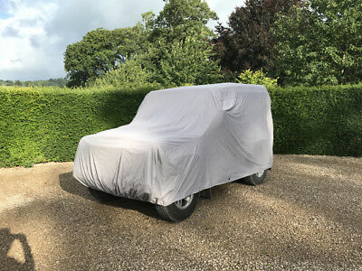Premium Waterproof Car Cover for Land Rover Defender 90