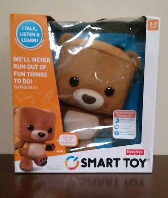 Fisher Price Fisher-Price Smart Toy Bear