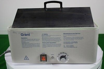 Grant Type JB2 Laboratory Water Bath with Stainless Steel Lid (not heating)