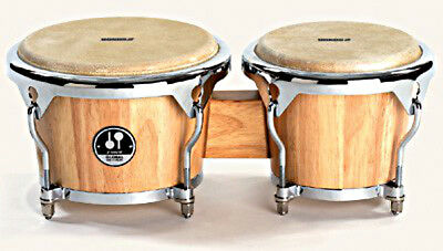 SONOR Orff Bongo Global Serie Natural Matte GBW 7850 NM