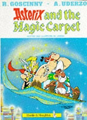 Asterix Magic Carpet BK 30 (Classic Asterix paperbacks), Albert Uderzo (text and