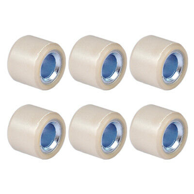 6Pcs Performance Variator Roller Weights Scooter 8.5 gram 16x 13 mm GY6 50cc
