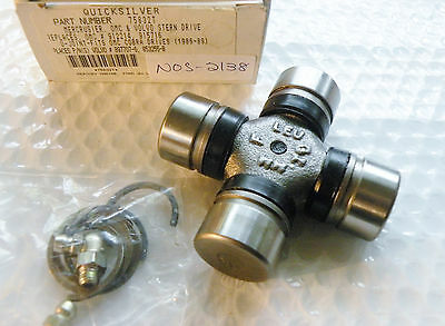 MERCURY MERCRUISER STERNDRIVE 75832T U-Joint, Cross & Bearing,  R, MR, ALPHA ONE