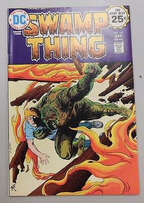 Swamp Thing #14! (1975, DC)! VF/NM9.0! High grade bronze age DC beauty! LOOK!