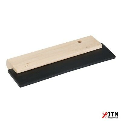 Silverline 676569 Grout Spreader Rubber Squeegee Tiling Tool 200mm