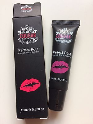 Cougar Perfect Pout Volume & Shape Definition Lipbooster 10ml *NEU*