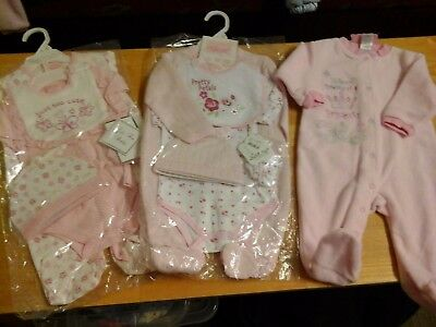 Bundle of baby girls clothes 3-6 months BNWT