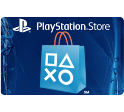 Sony Playstation Network Card - $20 $50 or $100 - Fast email delivery