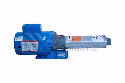 18GBS10 Goulds High Pressure Multi-Stage Booster Pump 1 HP 1Ph  7 Stages