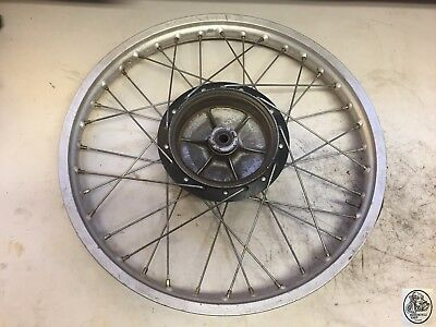 "HONDA XL500 FRONT RIM WHEEL STRAIGHT OEM 1.60"" x 21"""