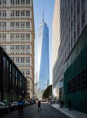 NEW ONE WORLD TRADE CENTER GLOSSY POSTER PICTURE PHOTO BANNER wtc new york 3264
