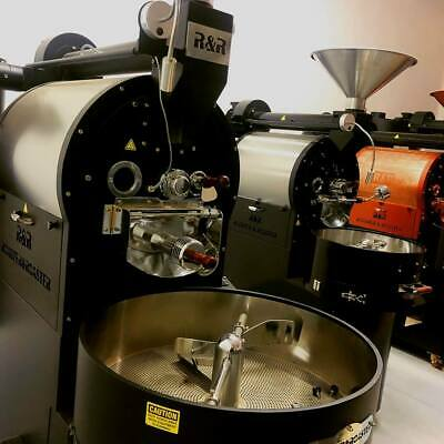 R&R - 5 (5kg) Commercial Coffee Roaster