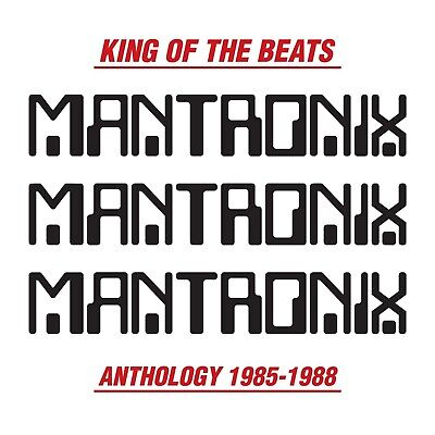 Mantronix - King Of The Beats (Anthology 1985-1988)  2 Cd New