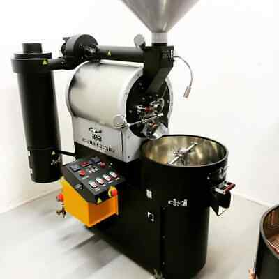 R&R - 10, Commercial Coffee Roaster, 10kg