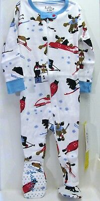 Hatley Baby Infant Pj's Pajamas One piece 6-12 MNTH's Sleeper New in Package NWT