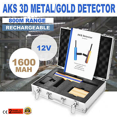 AKS metal Detector Multi-function 2016V  Silver Copper detective ON SALE UPDATED
