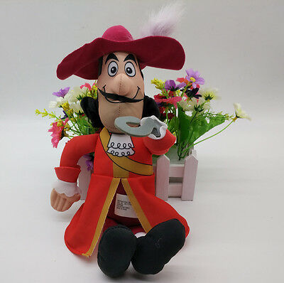 Fisher-Price Disney's Jake and The Never Land Pirates Hook Plush Doll
