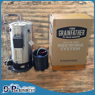 Bluetooth MODEL GRAINFATHER connect AUTO Mash Brewing System, Aus Wide Shipping