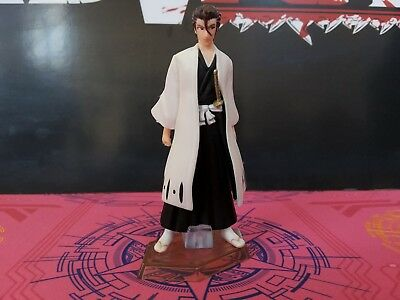 Bandai Bleach Complete Works Collection Series 3 Figure Aizen Sousuke US Seller
