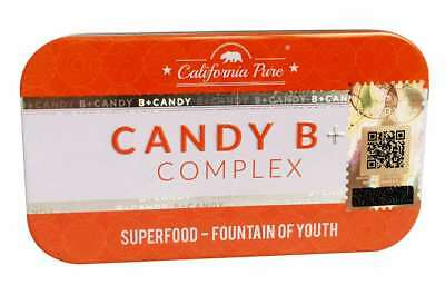 Candy B+ Complex 2nd Edition Original Increase Sexual Performance Power Booster