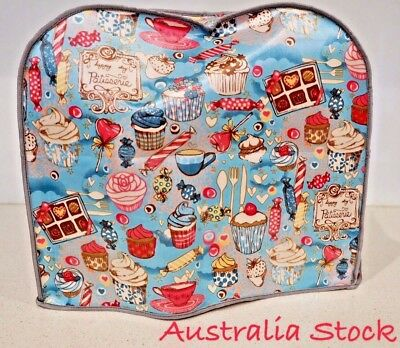 Australian Kenwood Chef Mixer Designer Dust Cover - Australia stock
